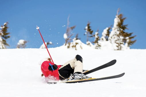 Skiing Injuries